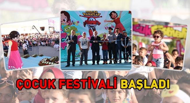 Konya Çocuk Film Festivali başladı