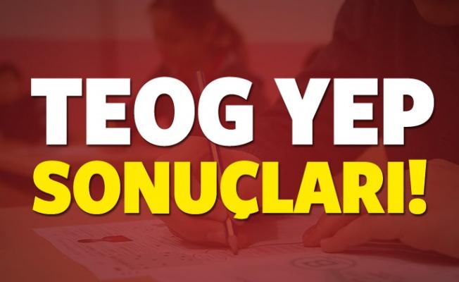 TEOG 2017 Yerleştirme Esas Puanları E-Okul sisteminde