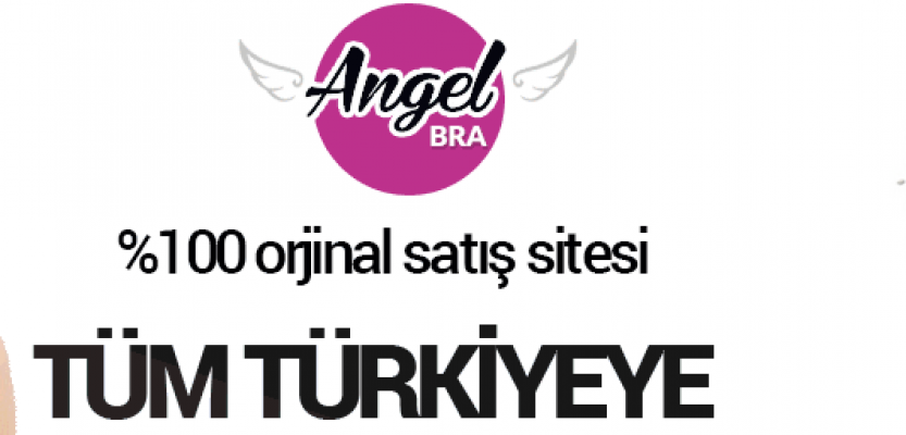 Türkiye satış sitesi Angel Bra satış sitesi!