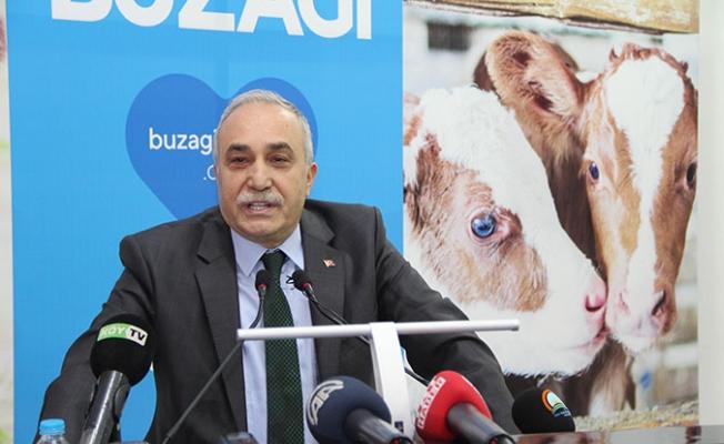 """""""2018 Yılı, Türk Tarım ve Hayvancılığının Atılım Yılı Olacak"""""""