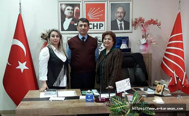 CHP KADIN KOLLARINDA GÖREV DEĞİŞİMİ