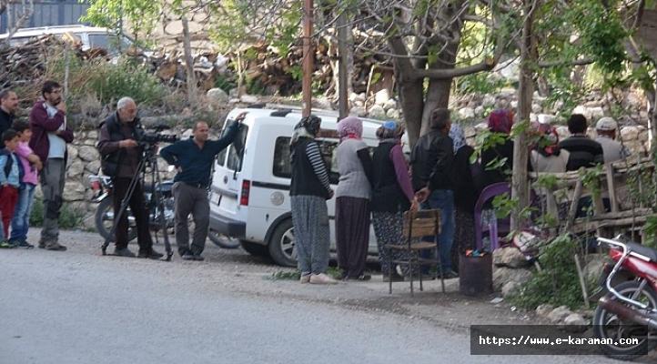 KAZANCI'DA BELGESEL FİLM ÇEKİMLERİ BAŞLIYOR