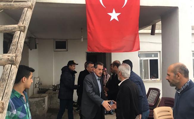 AFRİN GAZİSİ MUZAFFER EMRE DOĞAN ADIYAMAN'DA