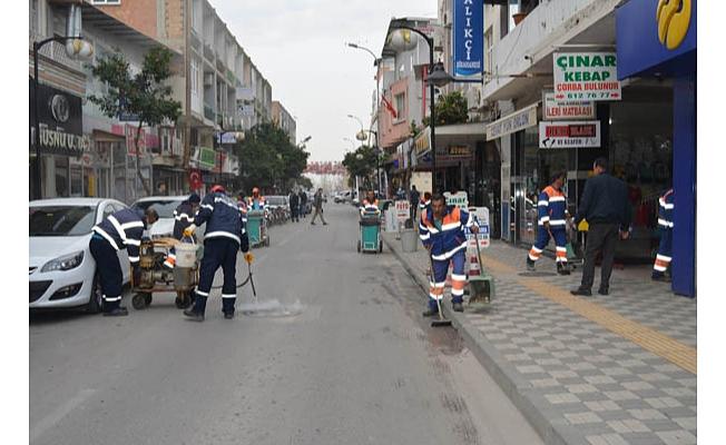 Ceyhan'da Bahar Temizliği