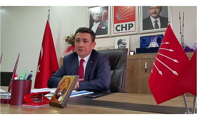 CHP'DEN TAZİYE