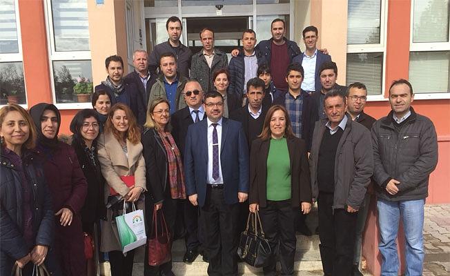 Elma Üreticileri İçin Bilgilendirme Toplantısı Düzenlendi