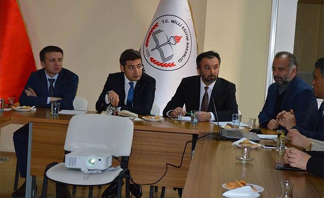 İlçe Hayat Boyu Öğrenme Halk Eğitimi Planlama İşbirliği Komisyonu Toplantısı Yapıldı
