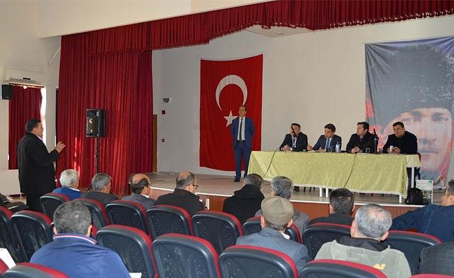 İlçemizde Av Komisyon Toplantısı Yapıldı