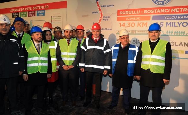 İstanbul Büyükşehir Belediye Başkanı Mevlüt Uysal,