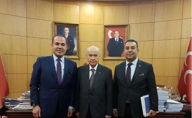 MHP Lideri Bahçeli'den Adana'ya Müjde