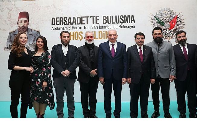 "VALİ ŞAHİN, ""SULTAN II. ABDÜLHAMİD HAN'I ANMA"" PROGRAMINA KATILDI"