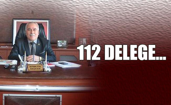 112 DELEGE...