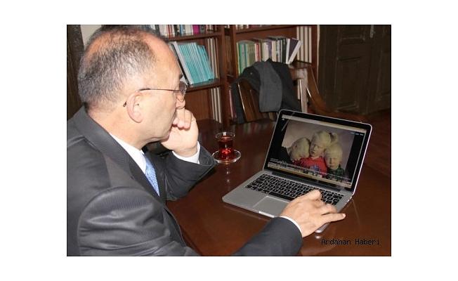 """Ardahan Belediye Başkanımız Sn. Faruk Köksoy, Aa'nın """"Yılın Fotoğrafları"""" Oylamasına Katıldı"""