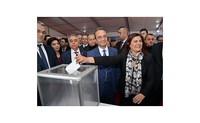 AYDIN'DA DEMOKRASİ ŞENLİĞİ DEVAM EDİYOR