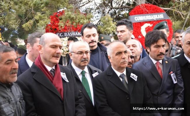 Şehidimiz J.Uzm.Çvş.Mehmet Dinek Dualarla Son Yolculuğuna Uğurlandı