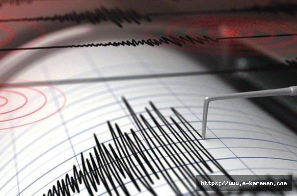 Deprem İlimizde de Hissedildi