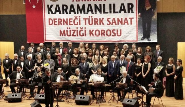 Karamanlılar Derneği Türk Sanat Müziği Korosu