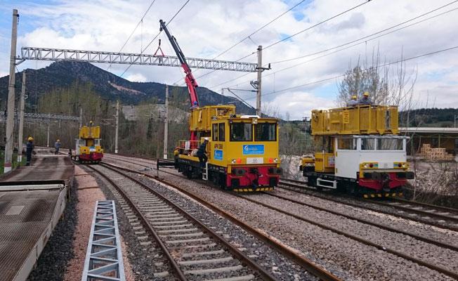 Konya-Karaman Hızlı Tren Hattına Elektrik Verilecek