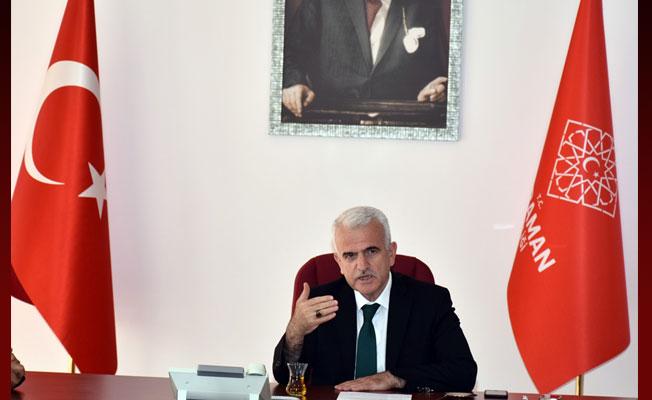 """Kuntoğlu, """"Karaman'daki öğrenci ortalamanın üstünde"""""""