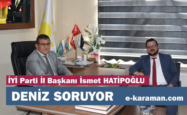 """""""TEMAYÜL YOKLAMASINI HALKLA YAPACAĞIZ"""""""