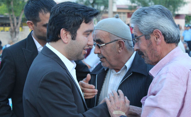 AK Parti Adaylarının Seçim Mesaisi