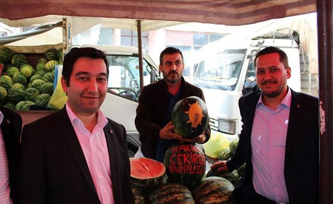 AK Parti Teşkilatı Saha Çalışmalarına Hız Verdi