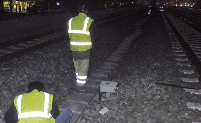 Hızlı Tren Hattında Hırsızlık