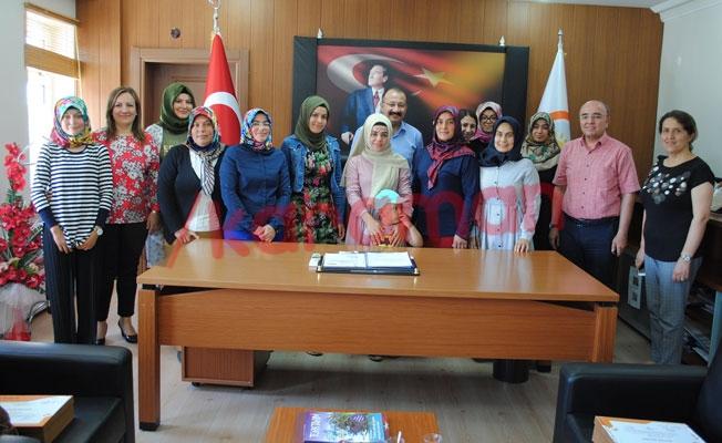 Tarımda Genç Girişimci Kadınlar Güçleniyor Projesi Sertifikaları Hak Sahiplerine Teslim Edildi