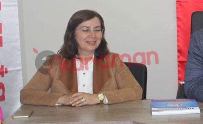 AK Parti Karaman İl Kadın Kolları Başkanı İmiş GÜNENÇ 15 Temmuz dolayısıyla mesaj yayınladı