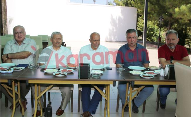 Dört Yılda Karaman'a 400 Milyonluk Yatırım