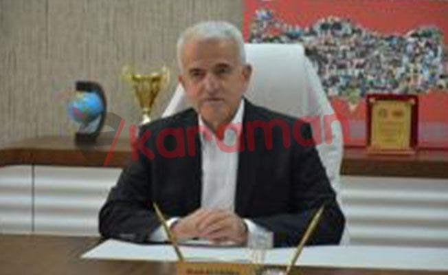 İl Milli Eğitim Müdürü Mevlüt Kuntoğlu'nun Yükseköğretim Kurumları Sınavı (YKS) Mesajı