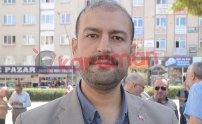 Mehmet Er 15 Temmuz Dolayısıyla Mesaj Yayınladı