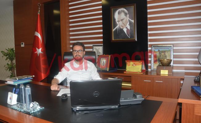 Mustafa Gökhan Alkan'dan Tebrik Mesajı