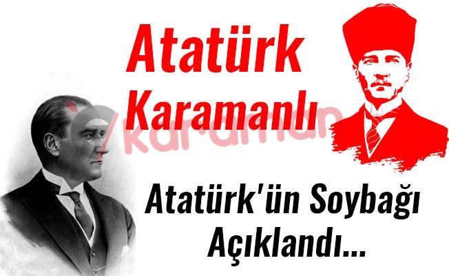 Atatürk Karamanlı
