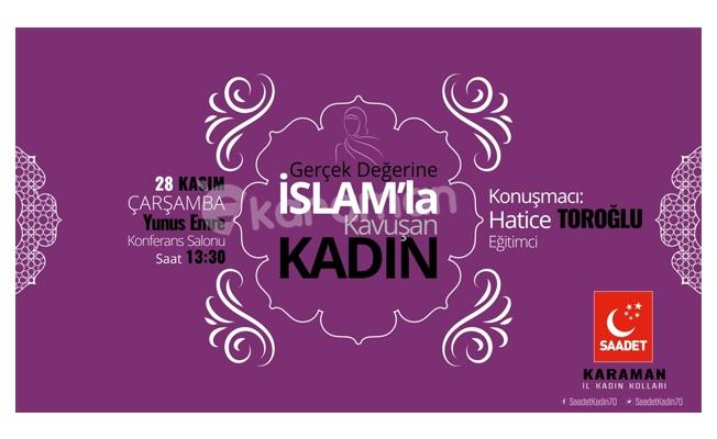 Gerçek Değerine İslamla Kavuşan Kadın
