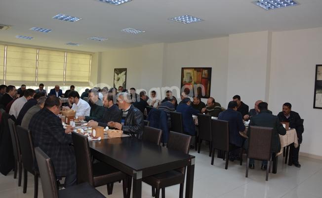 KTSO'DA ORTAK MESLEK KOMİTESİ TOPLANTISI DÜZENLENDİ