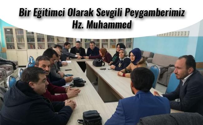 Bir Eğitimci Olarak Sevgili Peygamberimiz Hz. Muhammed