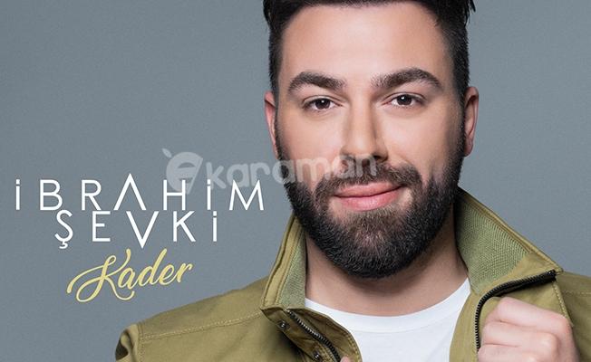 """İbrahim Şevki'nin uzun zamandır beklenen ilk single çalışması """"Kader"""" çıktı."""