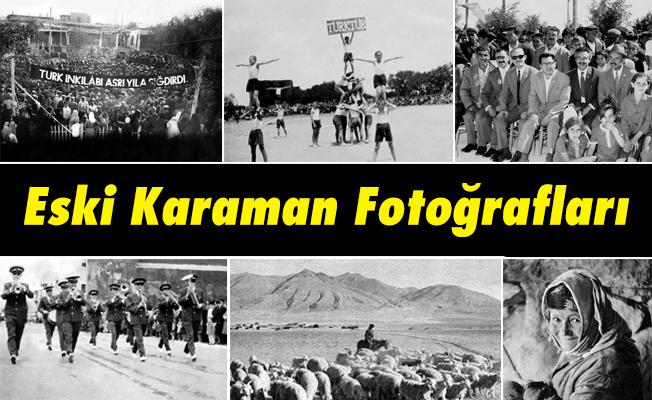 Eski Karaman Fotoğrafları