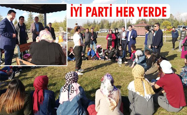 İYİ PARTİ HER YERDE