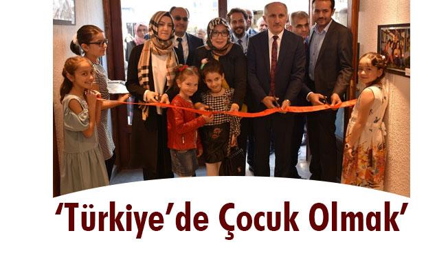 'Türkiye'de Çocuk Olmak'