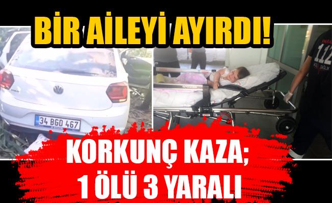 BİR AİLEYİ AYIRDI!