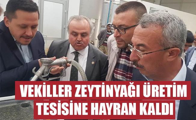 İL GENEL MECLİS ÜYESİ ÜRETİM TESİSİ KURDU