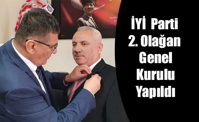 İYİ  Parti 2. Olağan Genel Kurulu Yapıldı