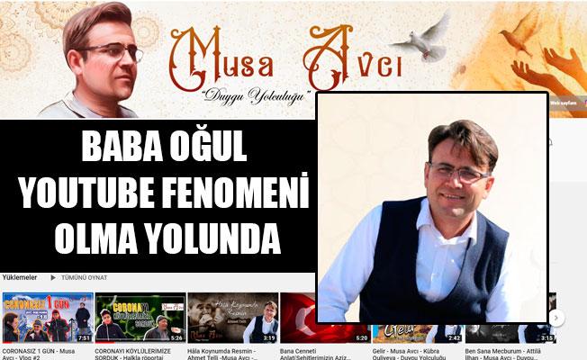 BABA OĞUL YOUTUBE FENOMENİ OLMA YOLUNDA