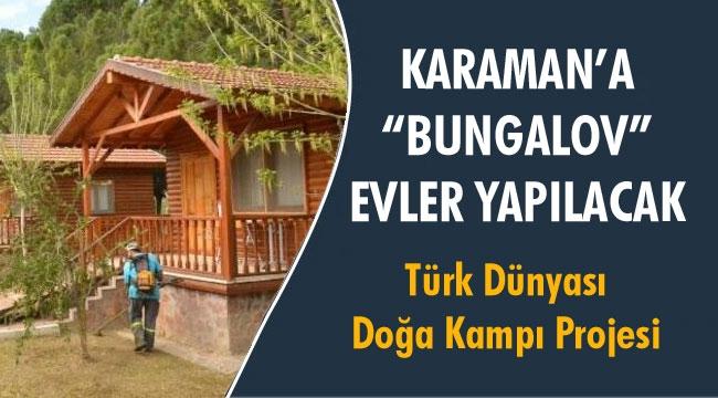 Türk Dünyası Doğa Kampı Projesi hayata geçiyor