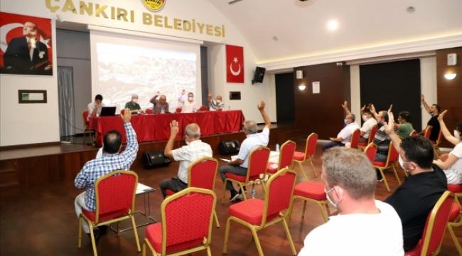 Çankırı Belediye Meclisi Eylül Ayı Toplantısı Yapıldı