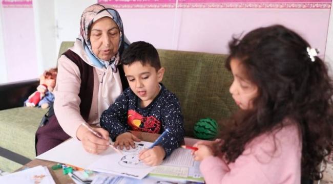 Mersin Büyükşehir'in Ücretsiz Kursuyla 42 Yıl Sonra Hayaline Kavuştu