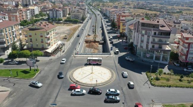 Şifa Köprülü Kavşağı'nda Çalışmalar Başladı