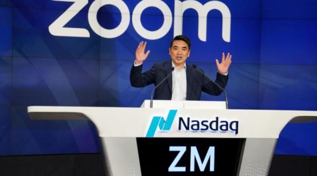 Zoom CEO'su Eric Yuan dünyanın en zengin insanlarından biri oldu
